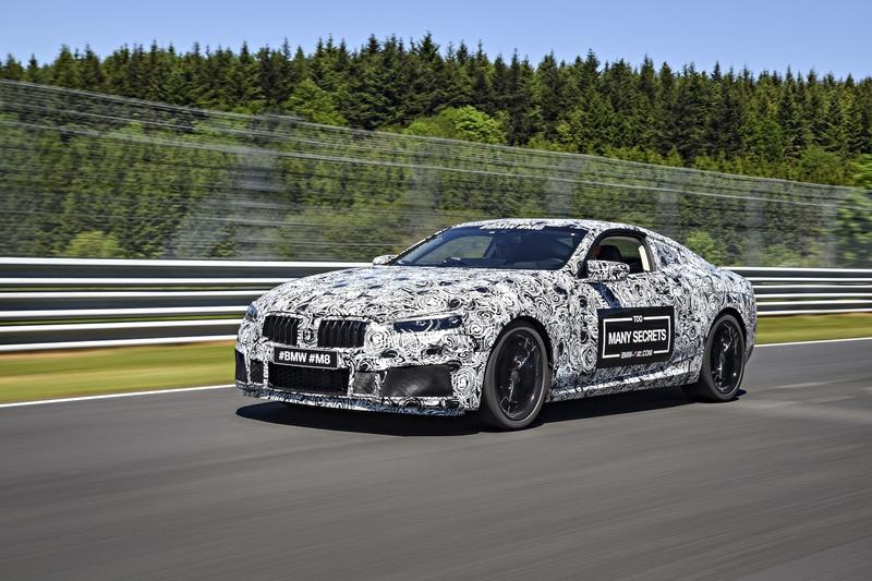 2019 BMW M8 Exterior High Resolution - image 718331