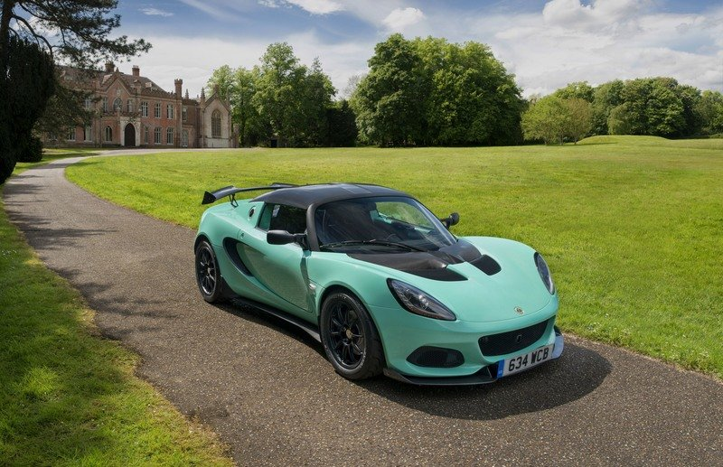 The Lotus Elise Could Live On, Maybe Even As The Toyota MR2