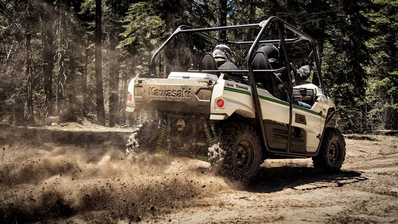 A Brace Of Woes For Kawasaki Motors Off-Road Division