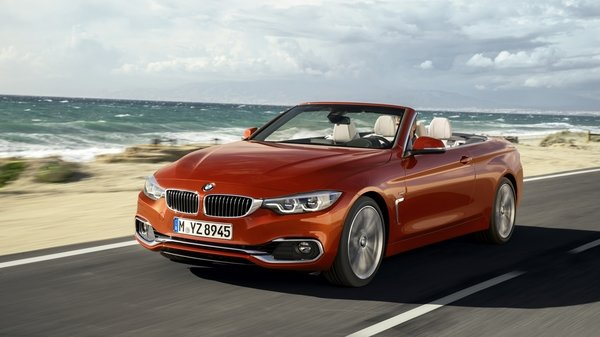 2017 BMW 4 Series Convertible Review