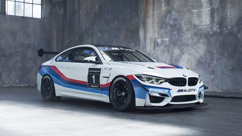 2017 BMW M4 GT4 Exterior High Resolution - image 718332