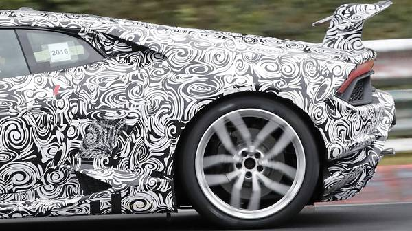 Lamborghini's Fourth Model Could Arrive...In Five Years