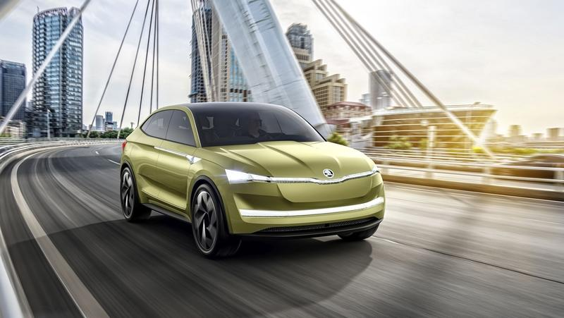An Electric Sports Car From Skoda Could Be What The Doctor Ordered