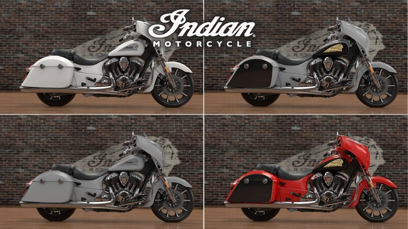 Indian Expands Color Palette for Chieftain Limited