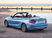 The 2019 BMW 2 Series Coupe Retains RWD; Convertible Model Cancelled - image 716154