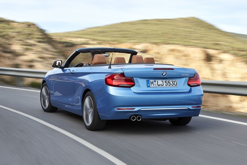 2018 BMW 2 Series Convertible