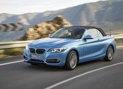 The 2019 BMW 2 Series Coupe Retains RWD; Convertible Model Cancelled - image 716125