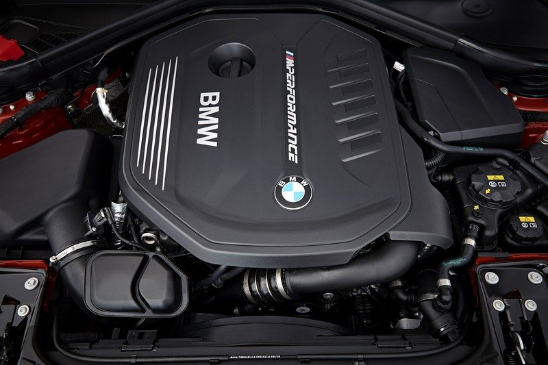 2018 BMW 2 Series Coupe High Resolution Drivetrain - image 716102