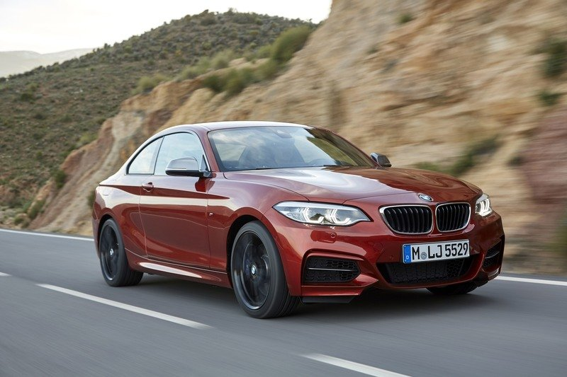 2018 BMW 2 Series Coupe Exterior High Resolution - image 716107