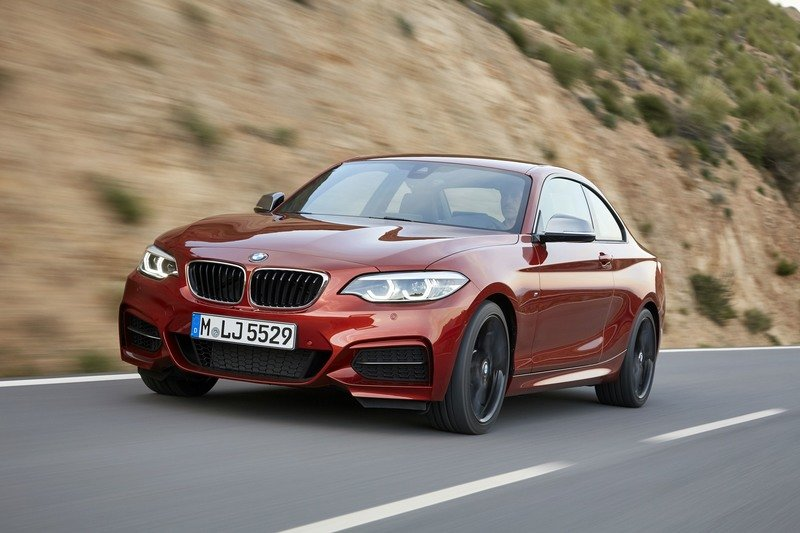 2018 BMW 2 Series Coupe Exterior High Resolution - image 716110