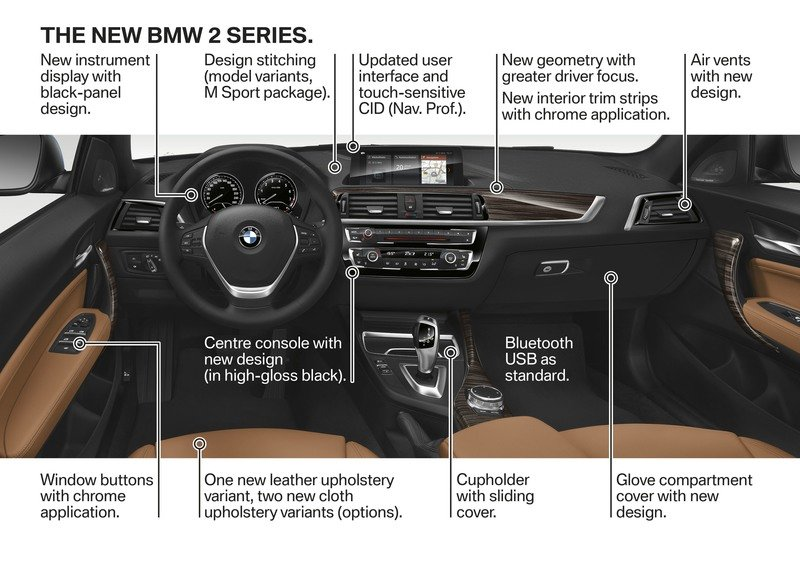 2018 BMW 2 Series Coupe Interior High Resolution - image 716078