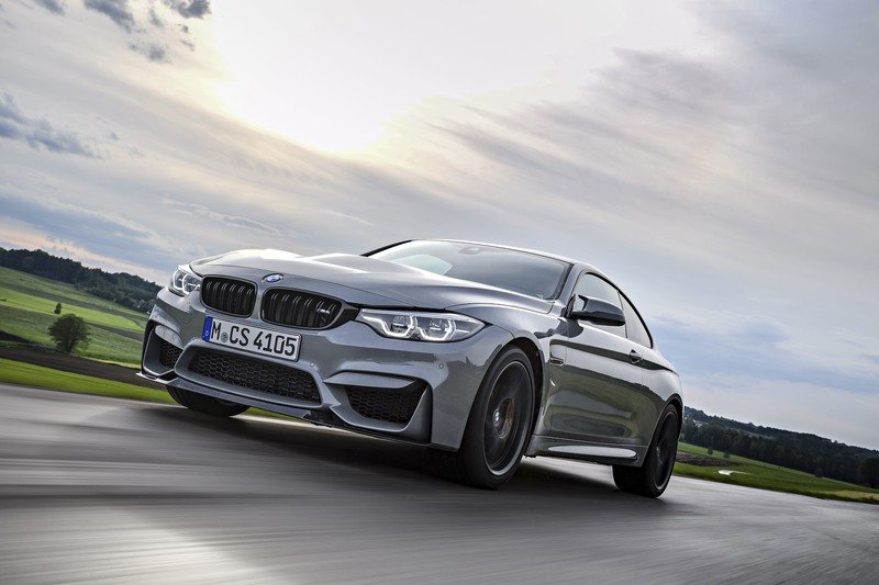 2018 BMW M4 CS Exterior High Resolution - image 718414