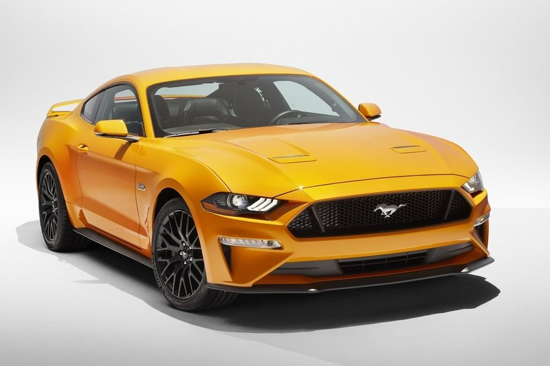 Ford Considering AWD and All-Electric Powertrain for the Next-Gen Mustang