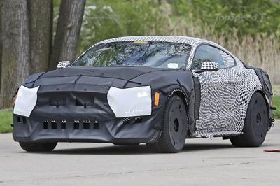 Is The Ford Mustang Shelby GT500 Headed For a Chicago Debut? - image 715314