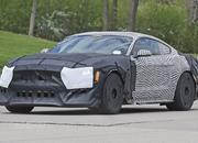 Leaked Document: Ford Mustang Shelby GT500 Will Have 710HP; Weigh 4,200 Lbs - image 715315