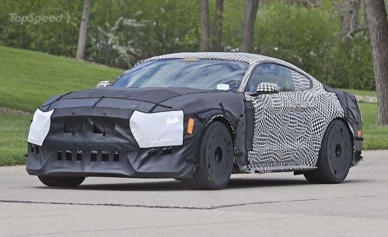 Is The Ford Mustang Shelby GT500 Headed For a Chicago Debut?