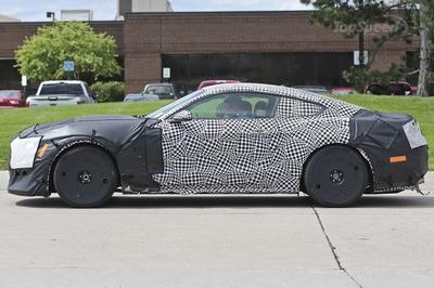 Is The Ford Mustang Shelby GT500 Headed For a Chicago Debut? - image 715318