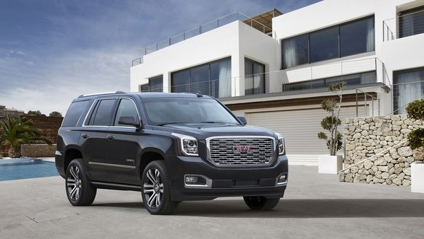 2018 GMC Yukon Denali Gets a New Grille and Two Extra Cogs