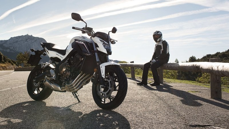 Honda has two new 650cc machines in the pipeline