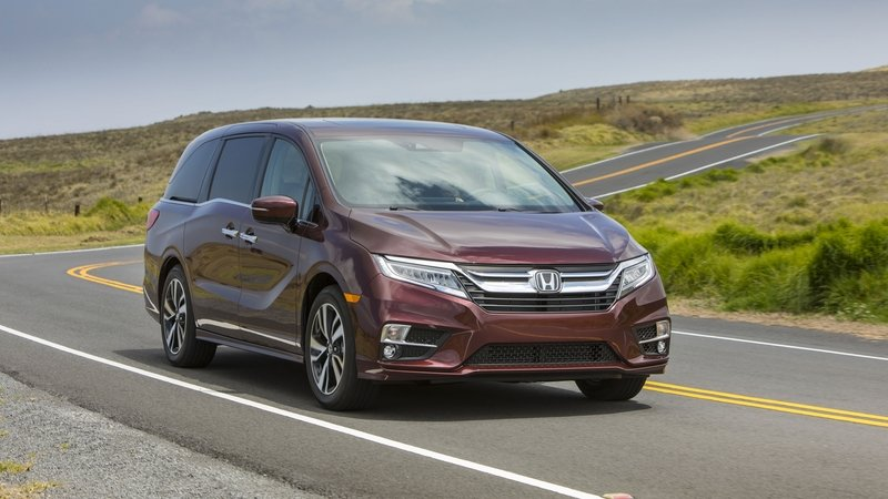 Honda Odyssey Reviews Specs Prices Photos And Videos Top Speed