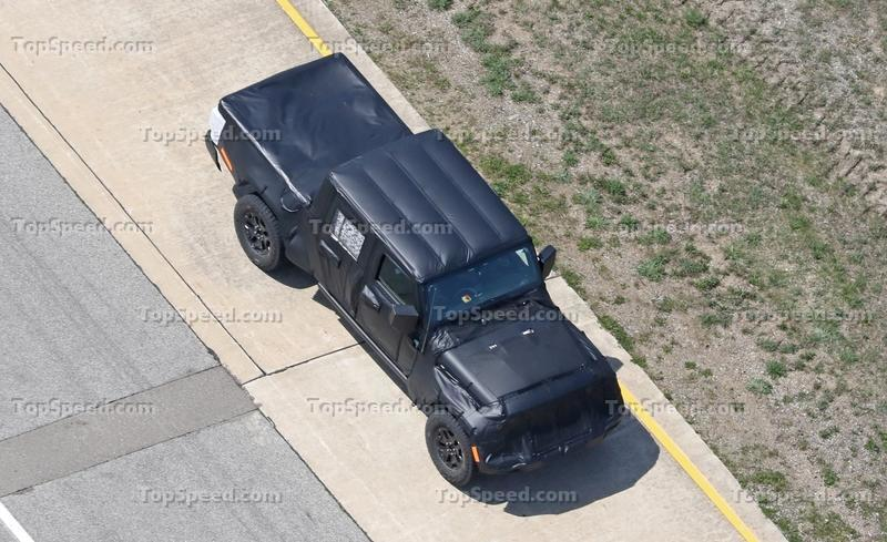 2020 Jeep Gladiator - image 718082
