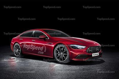 Leaked! Mercedes-AMG GT4 Revealed Ahead Of Geneva Debut - image 715152