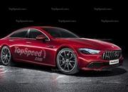 Leaked! Mercedes-AMG GT4 Revealed Ahead Of Geneva Debut - image 715262