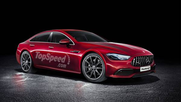 2019 Mercedes Amg Gt4 Review Top Speed