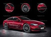 Leaked! Mercedes-AMG GT4 Revealed Ahead Of Geneva Debut - image 715151