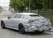 Leaked! Mercedes-AMG GT4 Revealed Ahead Of Geneva Debut - image 715586