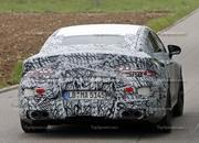 Leaked! Mercedes-AMG GT4 Revealed Ahead Of Geneva Debut - image 715578