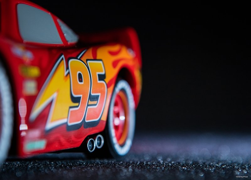 Sphero Introduces Hyper Realistic Lightning McQueen RC Car