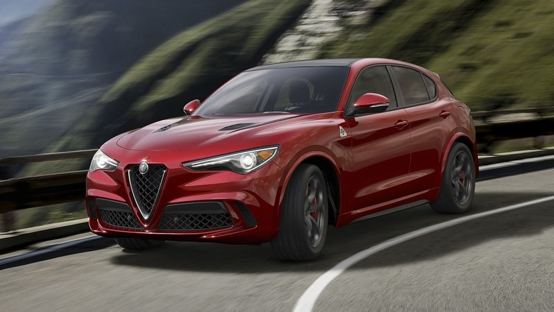 The SUV Invasion Continues: Alfa Romeo Plots a new Flagship SUV with Electrified Drivetrain