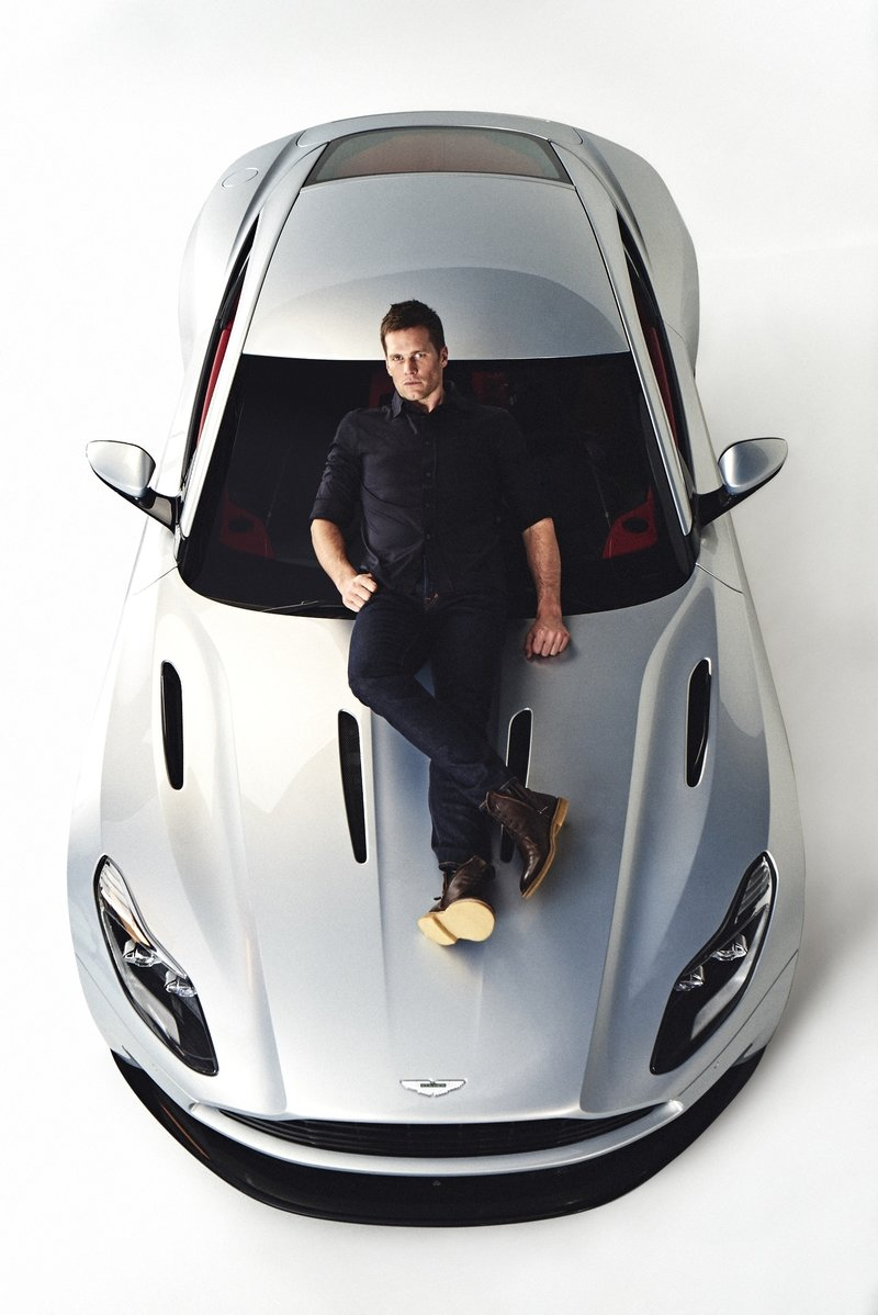 Aston Martin And Tom Brady Should Make For A Successful Partnership