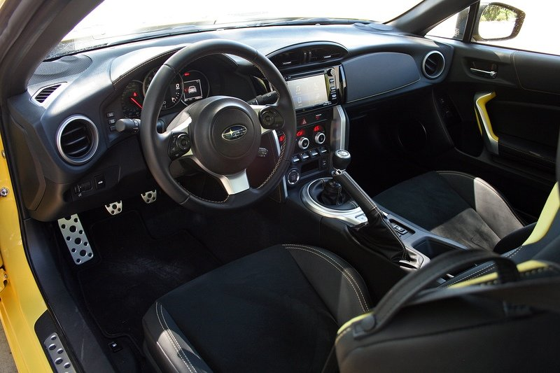Attack of the Coupes: Subaru BRZ vs Mazda MX-5 Miata RF Interior High Resolution - image 715976