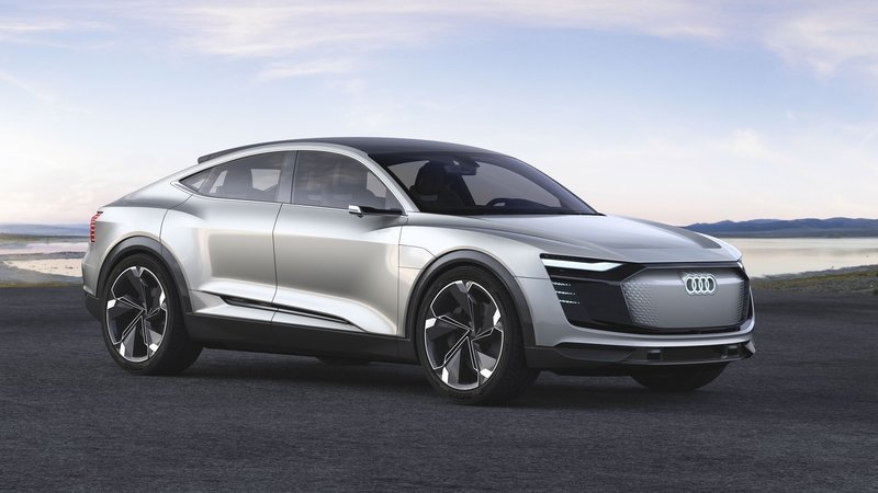 2017 Audi e-tron Sportback Concept Exterior Computer Renderings and Photoshop - image 715968