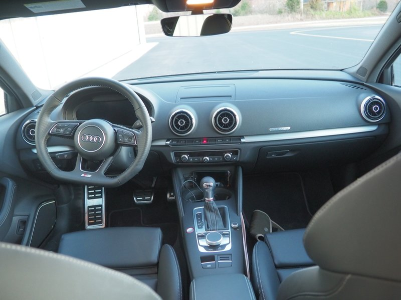 2017 Audi S3 - Driven High Resolution Interior - image 717701