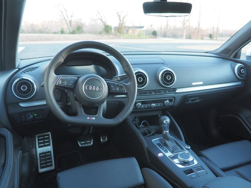 2017 Audi S3 - Driven High Resolution Interior - image 717702