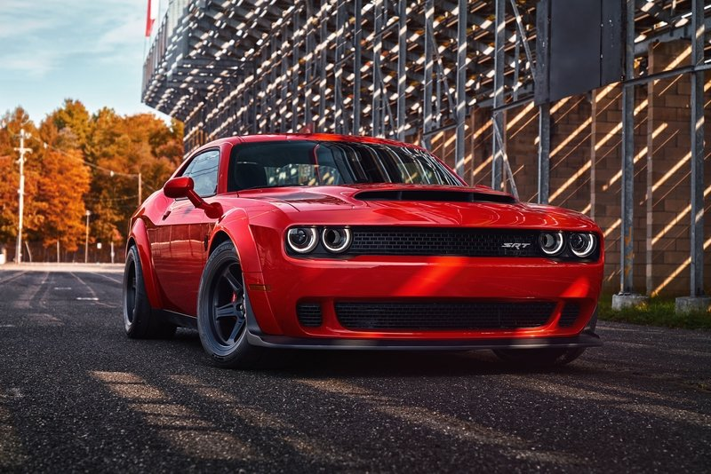 Bank Your Soul, Dodge Prices Challenger SRT Demon At $84,995
