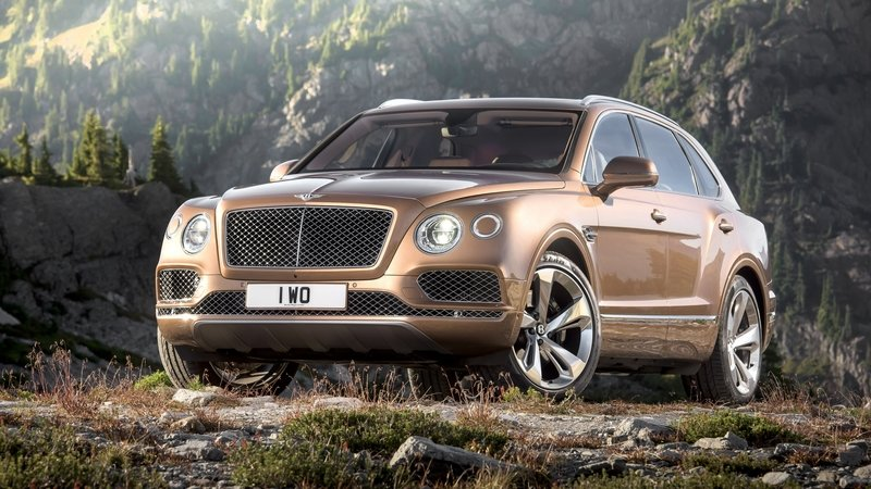 Bentley Wants More Variants For Its Bentayga SUV