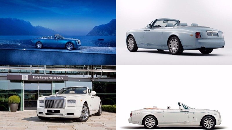 Best Of The Best: Rolls-Royce Phantom Drophead Coupe Special Editions