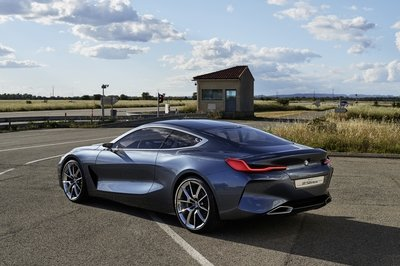 2019 BMW 8 Series - image 718004