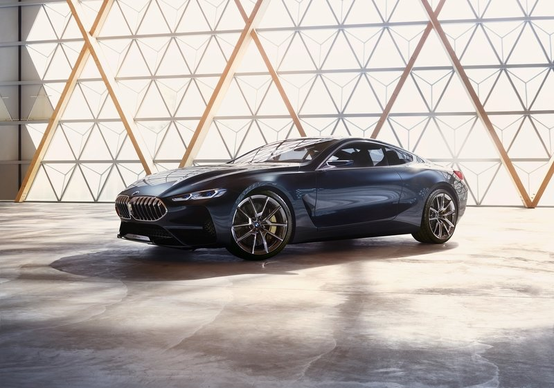 2019 BMW 8 Series Exterior High Resolution - image 717999