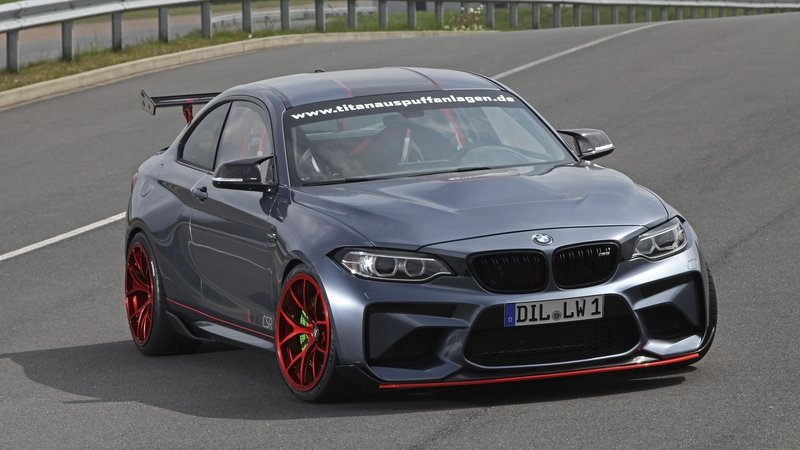 2017 BMW M2 CSR By Lightweight Performance