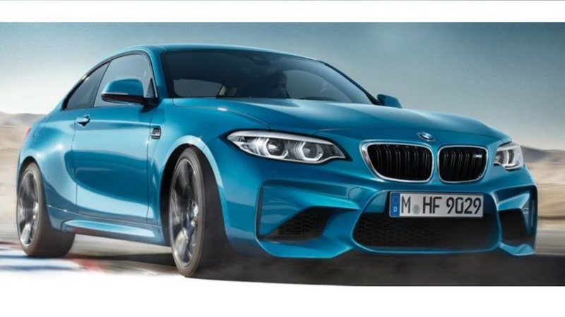 BMW M2 Facelift Shows Just How Lazy BMW Can Be