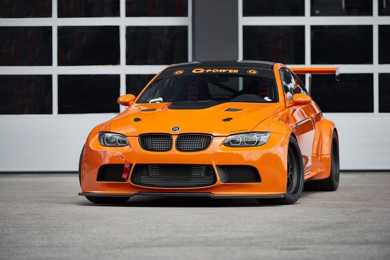 2017 BMW M3 GT2 S Hurricane by G-Power