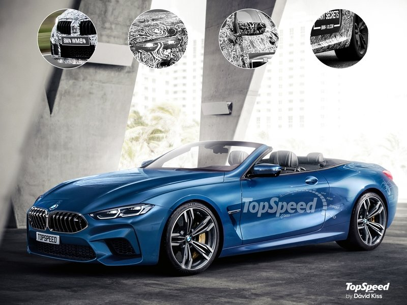 2019 BMW M8 Computer Renderings and Photoshop Exclusive Renderings Exterior - image 718203