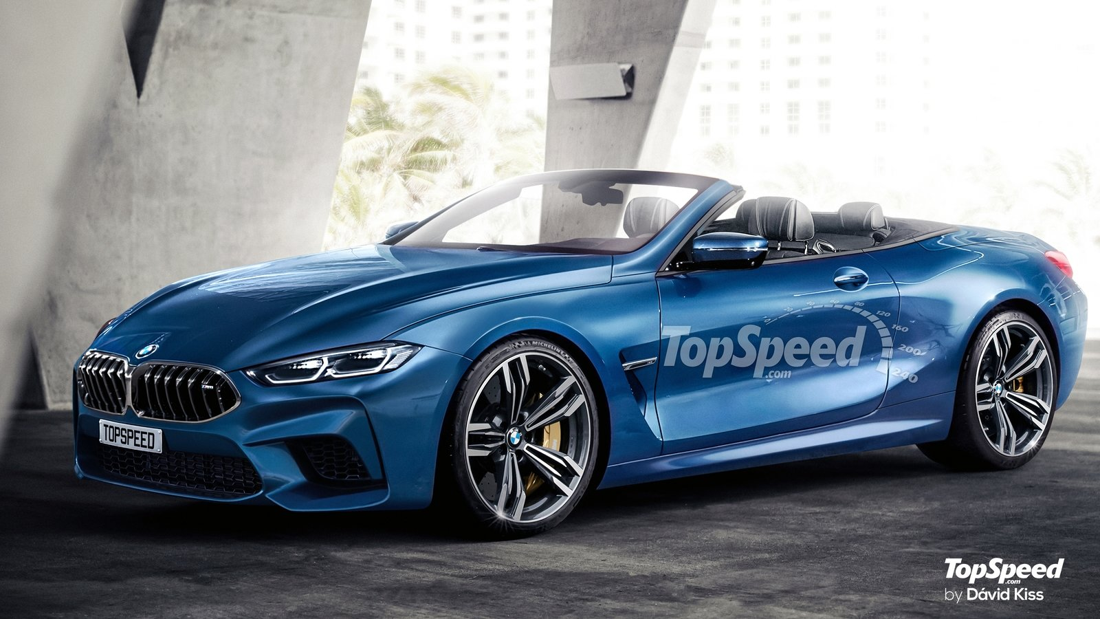 2019 Bmw M8 Convertible Review Top Speed