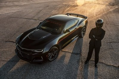2017 Chevrolet Camaro ZL1 The Exorcist by Hennessey - image 715088
