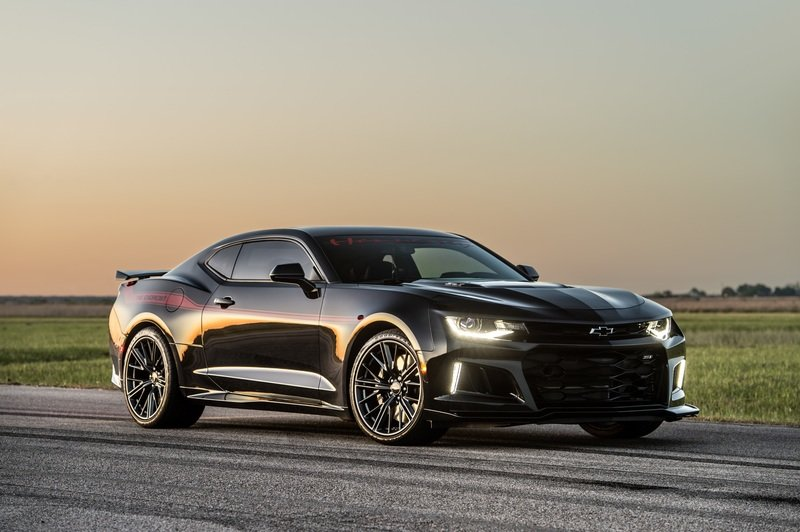 2017 Chevrolet Camaro ZL1 The Exorcist by Hennessey - image 715078